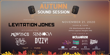 Autumn Sound Session tickets