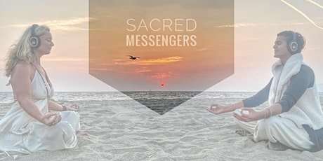 Sacred Messenger – 3 Weekend Wellness Workshops w/ hifi bluetooth headphone tickets
