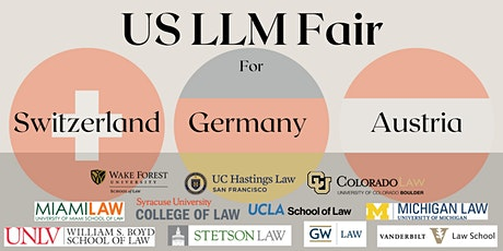 US LL.M. Fair for Germany, Austria & Switzerland tickets
