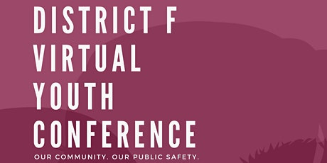 City of Houston District F Youth-led Conference tickets
