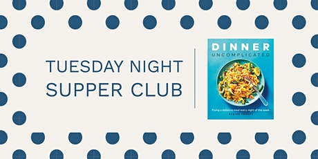 Tuesday Night Supper Club: Teriyaki Tofu with Bok Choy tickets