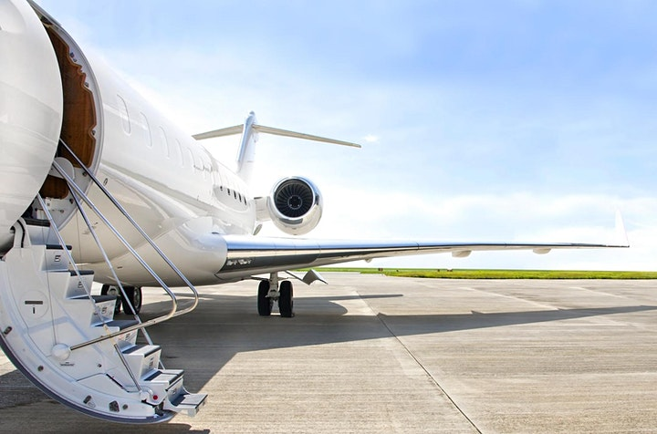 Private party Jet! Fly with your friends and family anywhere in the world! image
