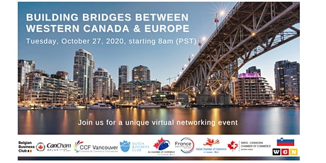 Building bridges between Western Canada & Europe tickets