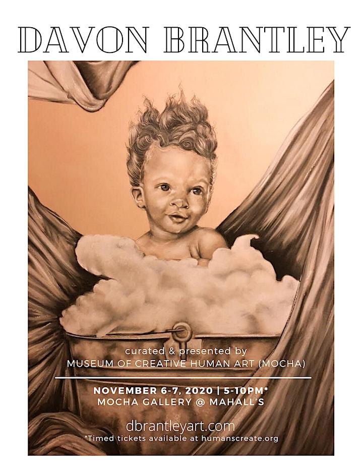 MOCHA Exhibit: Davon Brantley  (FRI) image