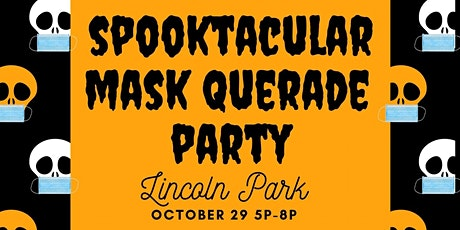 CryoEffect Spooktacular Mask Querade Lincoln Park tickets