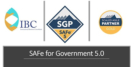 SAFe for Government 5.0 -Remote class tickets