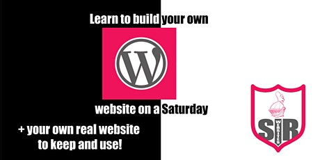 Copy of Learn To Build Your Own Wordpress Website tickets