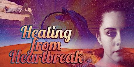 Healing from Heartbreak Women's Life Coaching tickets