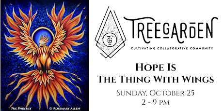 Hope Is The Thing With Wings tickets