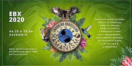 Encontro Brasileiro de Xamanismo 2020 entradas