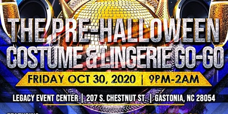Pre-Halloween Costume/Lingerie Go-Go tickets