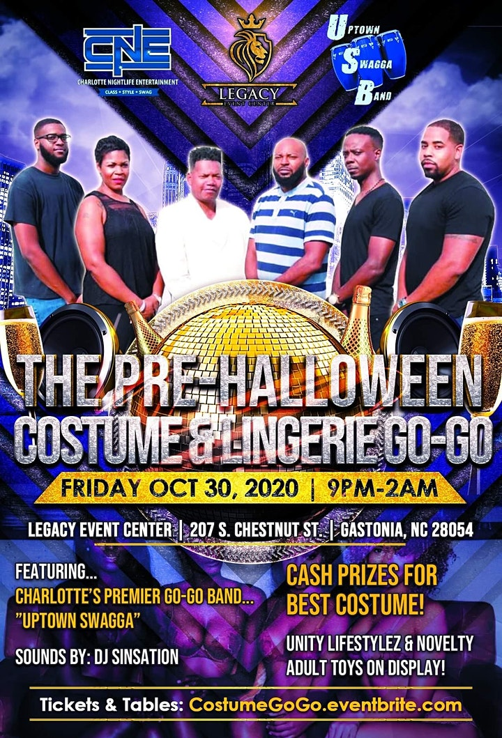 Halloween Bands Playing In Charlotte 2020 Pre Halloween Costume/Lingerie Go Go Tickets, Fri, Oct 30, 2020 at
