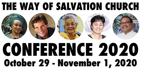 The Way of Salvation Church Conference 2020 tickets