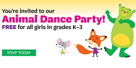 Girl Scouts Animal Dance Party! tickets