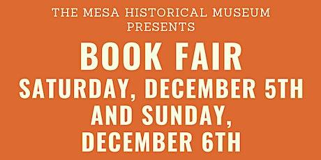 Fundraiser Book Fair tickets