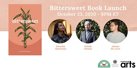 Bittersweet Virtual Book Launch tickets