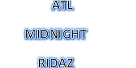 ATL Midnight Ridaz **FREE ENTRY** Halloween Party tickets