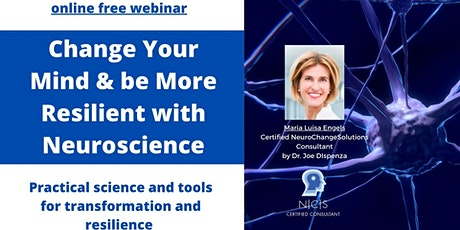 Change Your Mind & be More Resilient with Neuroscience tickets