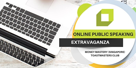 Online Public Speaking Extravaganza: Let Your Speech Shine tickets