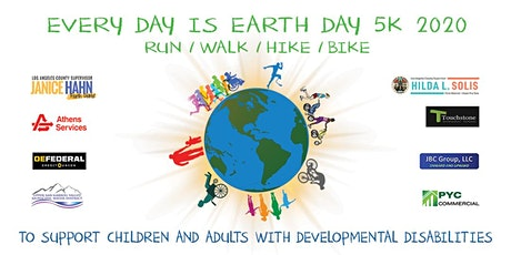 Every Day is Earth Day 5k tickets
