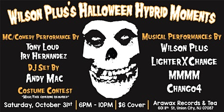 Wilson Plus's Halloween Hybrid Moments tickets