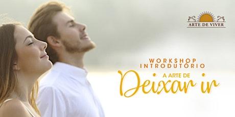 Workshop de Respiração e Meditação ONLINE - Sudeste ingressos