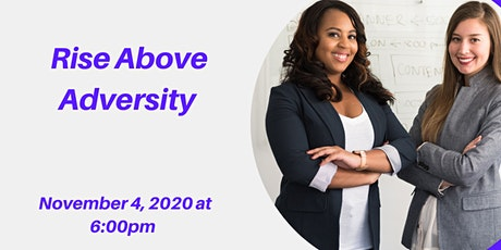 Women in Business Supper Club ~ 3 year Anniversary ~Rise Above Adversity tickets