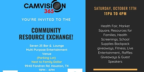Community Resource Exchange - SW Houston tickets