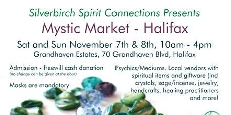 Mystic Market - Halifax tickets