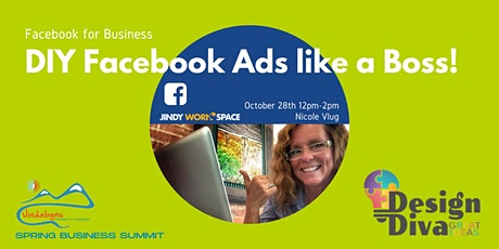 DIY Facebook Ads like a Boss! tickets