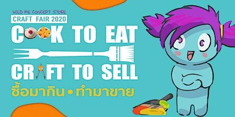 Wild Me Concept Store Craft Fair 24 OCT 2020 Tickets