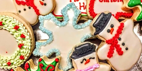 Christmas Cookies with Mrs. Chadwick! tickets