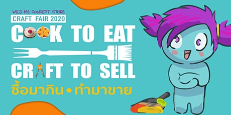 Wild Me Concept Store Craft Fair 25 OCT 2020 Tickets