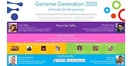 Genome Generation 2020 tickets
