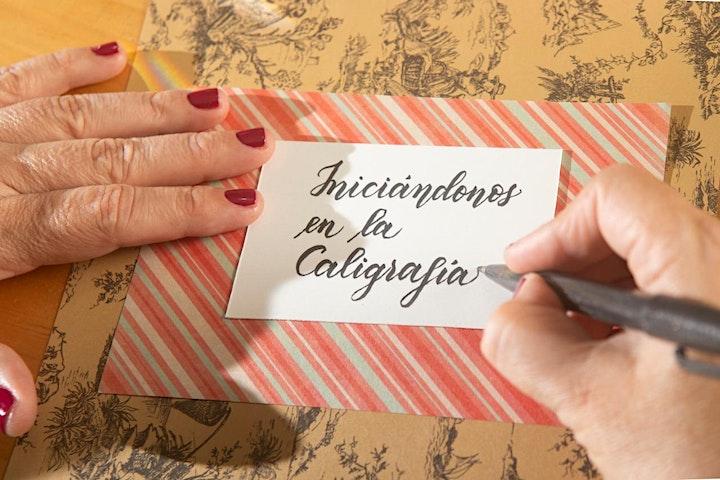 Imagen de Iniciándonos en la Caligrafía con Rosa Carrasco