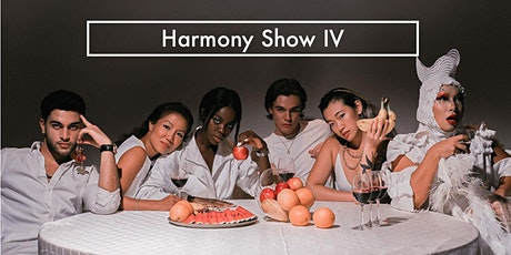 The Harmony Show 4 tickets