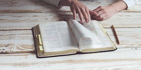 Bible Intensive tickets