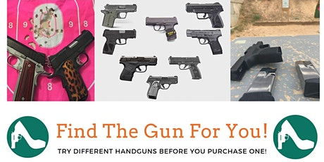 Find the Gun for You! tickets