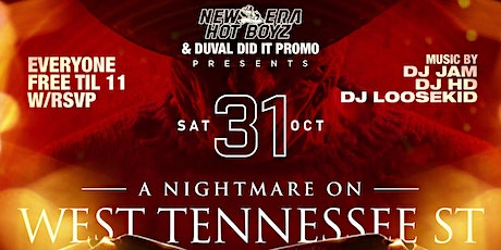 A Nightmare On West Tennessee St tickets