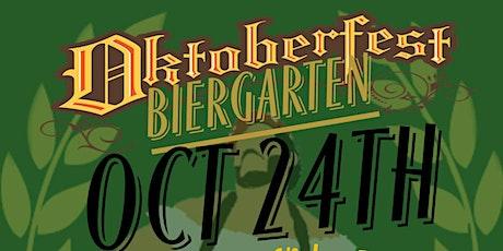 Oktoberfest Biergarten @ Delmonico Square tickets