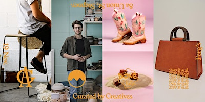 Curated by Creatives – Exhibition at Ferg's Stepney