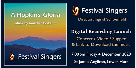 "Launch Concert for ""A Hopkins' Gloria"" digital album tickets"