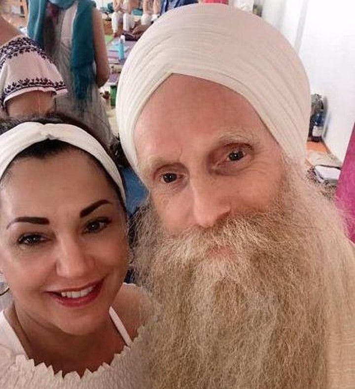 Kundalini class on the Second Body–the Negative Mind with Dr.Rosie Andrious image