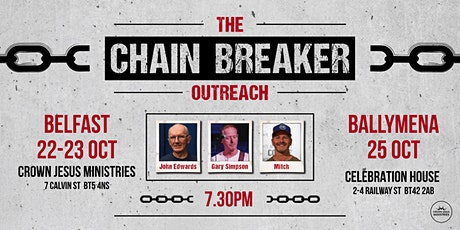 The Chain Breaker  Outreach tickets