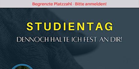 """NBB Studientag Steinen """"Dennoch halte ich fest an Dir!"""" Tickets"""