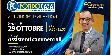 Corso Assistenti Commerciali tickets