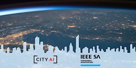Global AI & Ethics Talks - City AI & IEEE SA tickets
