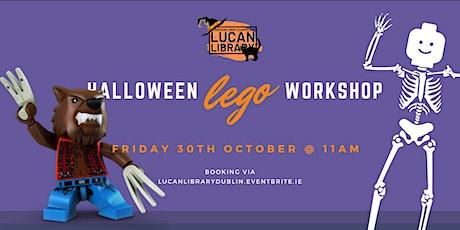 Halloween Lego Workshop tickets