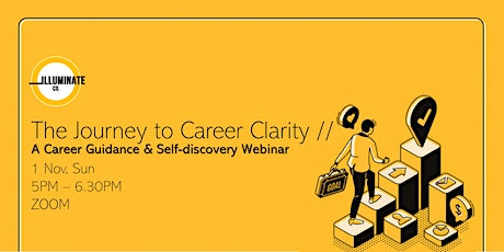 The Journey to Career Clarity tickets