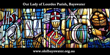 Our Lady of Lourdes Parish Mass (12th - 25th October) tickets